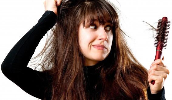 điều trị rụng tóc