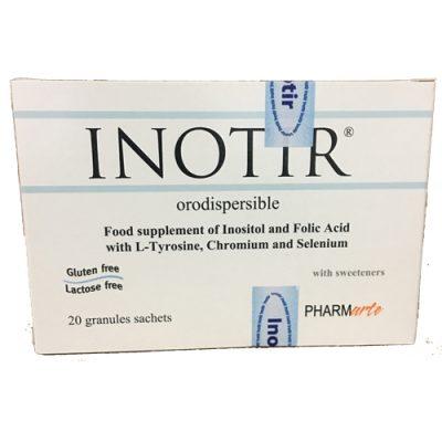 thuốc inotir điều trị buồng trứng đa nang ổn định kinh nguyệt nhanh mang thai