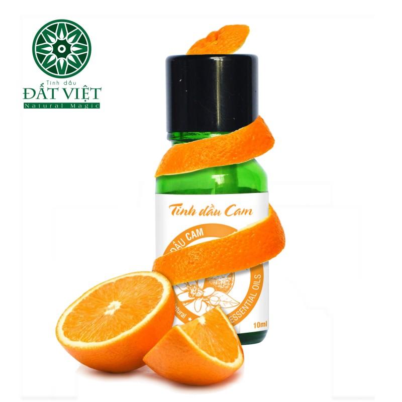 Tinh dầu cam Đất Việt